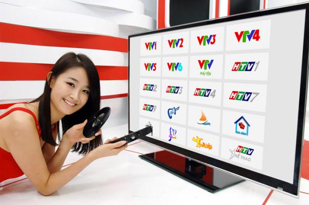 Lắp truyền hình Nhật Bản, Hàn Quốc