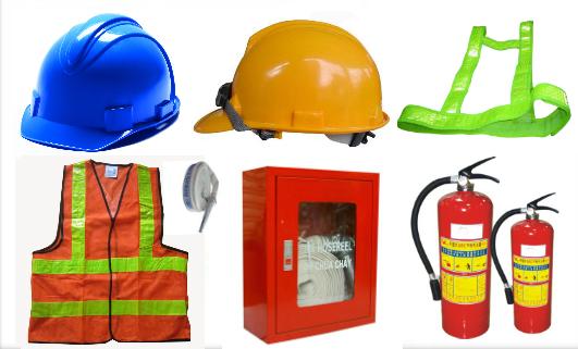 Cung cấp thiết bị, dụng cụ bảo hộ lao động