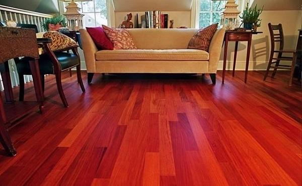 Mẫu sàn gỗ tự nhiên đẹp
